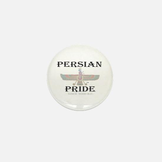 Persian Pride - Ahura Mazda Mini Button