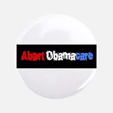 "abort obamacare 3.5"" Button"