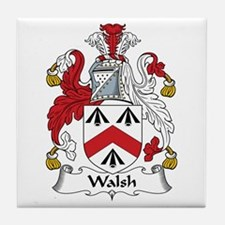 Walsh Tile Coaster