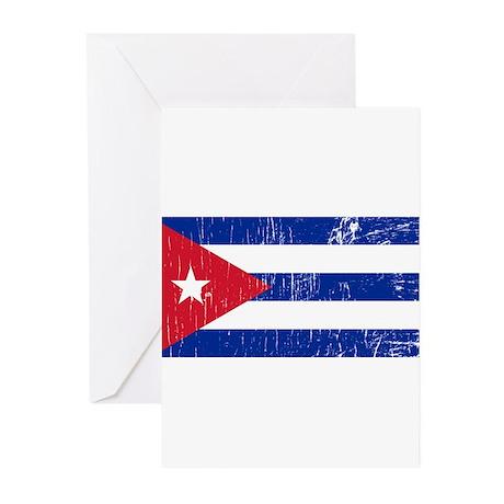 Vintage Cuba Greeting Cards
