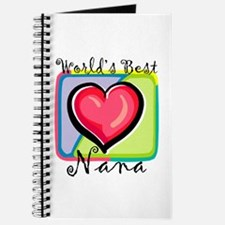 World's Best Nana Journal