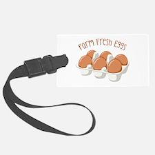 Farm Fresh Eggs Luggage Tag