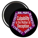 Culpability, the mother of Deception Magnet