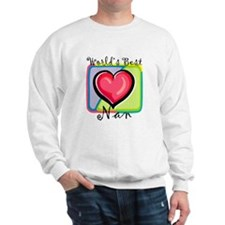World's Best Nan Sweatshirt