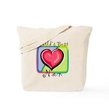 World's Best Nan Tote Bag