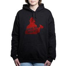 Where My Hose At? Hooded Sweatshirt