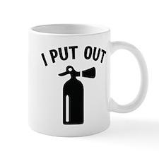I Put Out Mug
