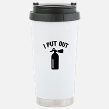 I Put Out Travel Mug