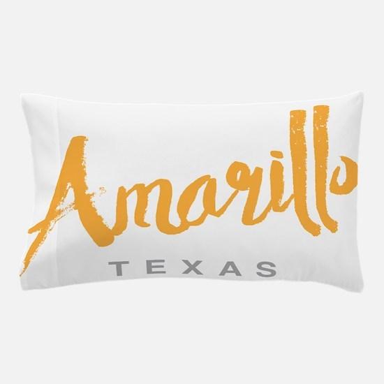 Amarillo Texas - Pillow Case