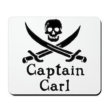 Captain Carl Mousepad