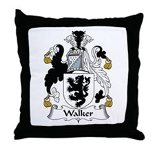 Walker I Throw Pillow