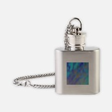 Abalone Flask Necklace