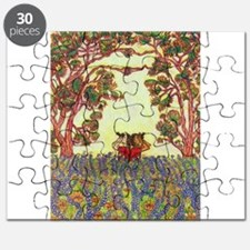 Girdners Tree Embrace Puzzle