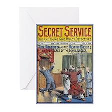 Secret #2 Greeting Cards (10 pak)