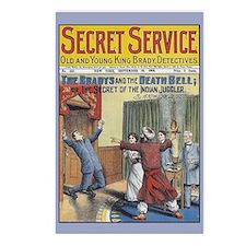 Secret #2 Postcards (8 pak)