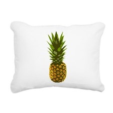 Pineapple Rectangular Canvas Pillow