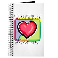 World's Best Mamaw Journal