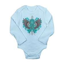 PKD Awareness Cool Wings Body Suit