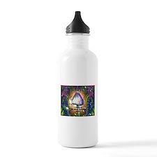 Eat a Peach band logo Water Bottle