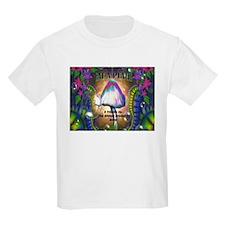 Eat a Peach band logo T-Shirt