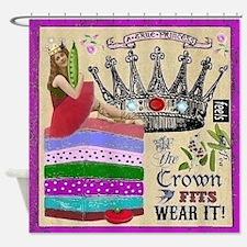 True Princess Shower Curtain