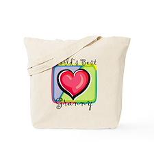 World's Best Granny Tote Bag