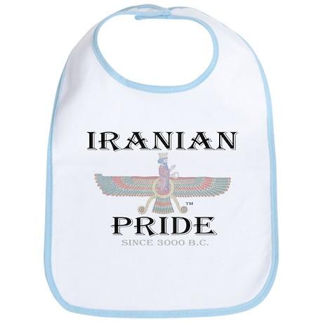 Iranian Pride Bib