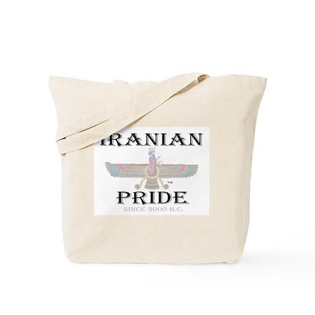Iranian Pride Tote Bag