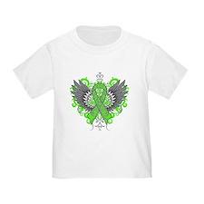 Lyme Disease Awareness Cool Wings T-Shirt