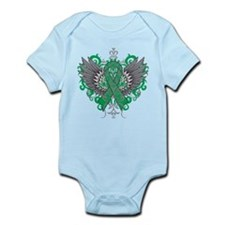 Liver Disease Cool Wings Body Suit
