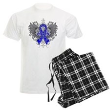 Huntington Disease Awareness Wings Pajamas