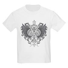 Emphysema Awareness Cool Wings T-Shirt