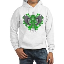 Cerebral Palsy Awareness Cool Wings Hoodie