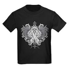 Brain Tumor Awareness Wings T-Shirt