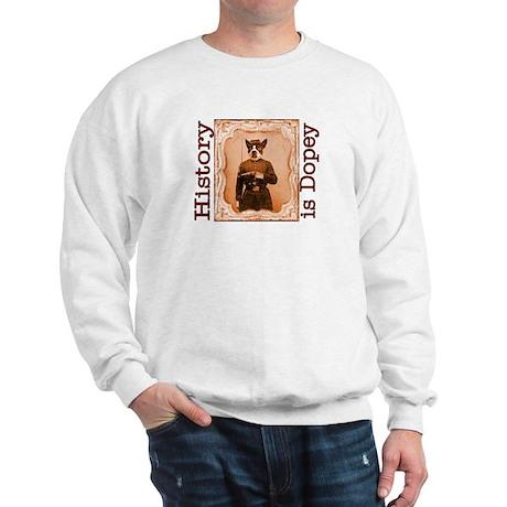 Boston Terrier LEFTY Sweatshirt