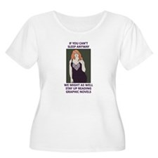 If you cant sleep Plus Size T-Shirt