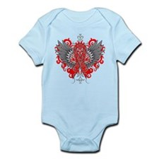 AIDS Awareness Cool Wings Body Suit