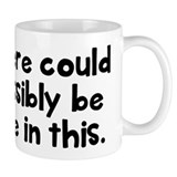 Funny coffee cups Small Mugs (11 oz)