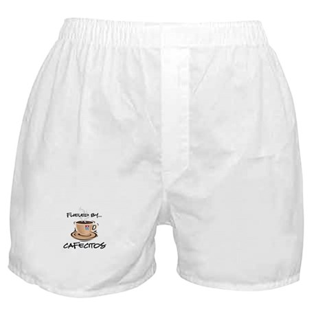 Fueled by Cafecitos Boxer Shorts