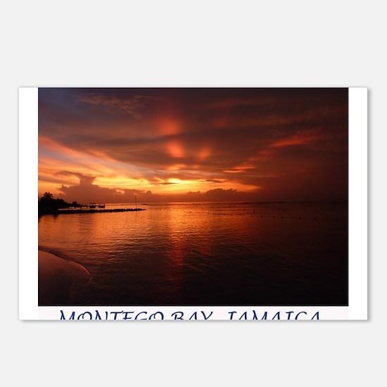 Montego Bay Sunset Postcards (Package of 8)