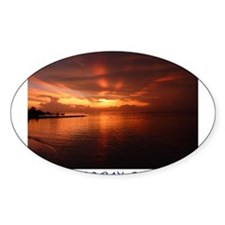 Montego Bay Sunset Decal
