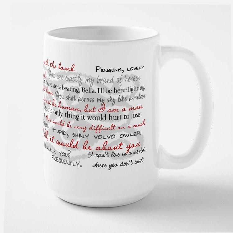Twilight Quotes Mugs