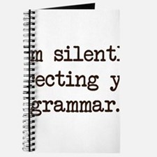 Im Silently Correcting Your Grammar. Journal