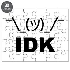 I Dont Know LOL Puzzle