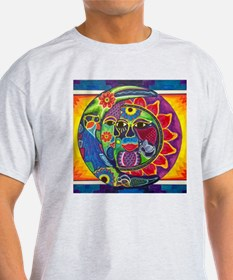 Mexican Sun and Moon T-Shirt