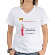 Miss Diagnosed Says It All! Shirt