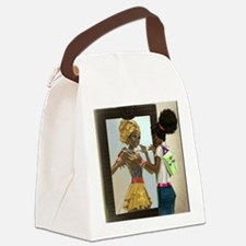 Imagine Canvas Lunch Bag