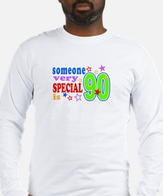 SPECIAL 90 Long Sleeve T-Shirt