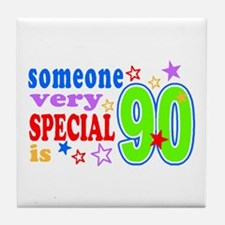 SPECIAL 90 Tile Coaster