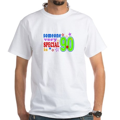 SPECIAL 90 White T-Shirt